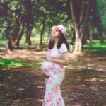 maternity shoot dresses