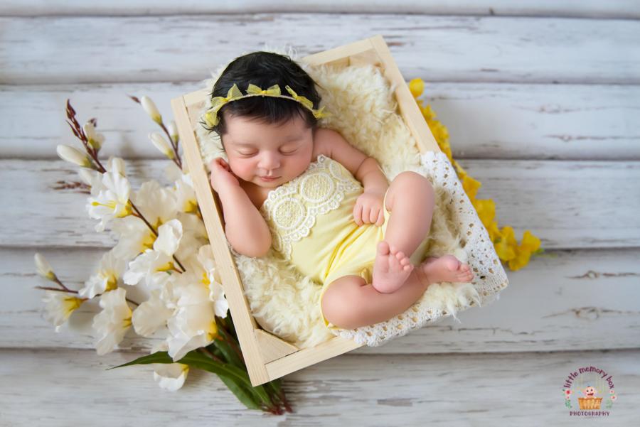 Newborn Baby photography in Bangalore