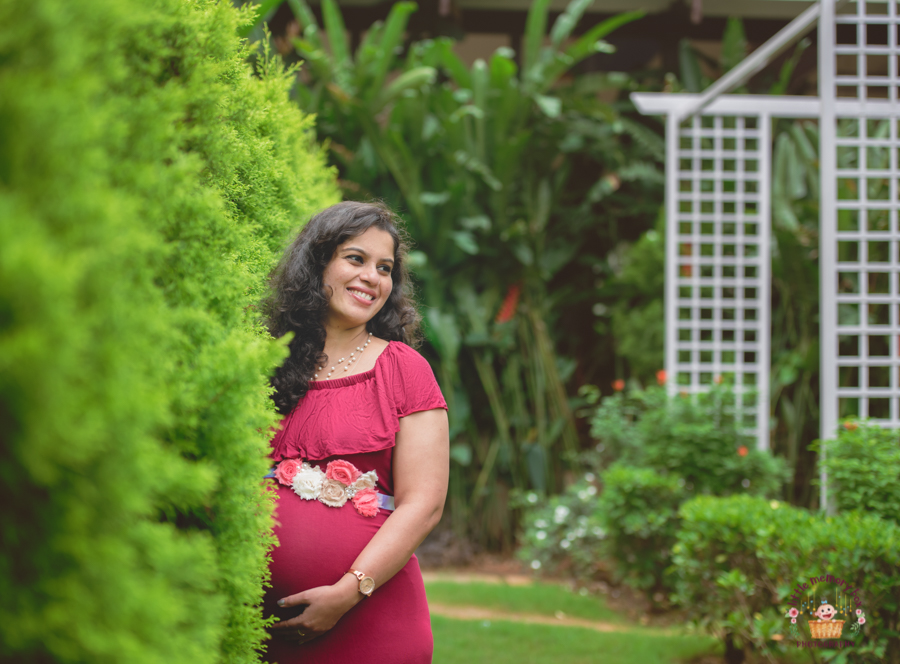 Bangalore moms pregnancy shoot