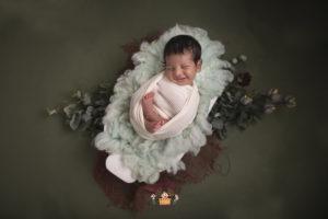 Newborn munchkin – newborn session video